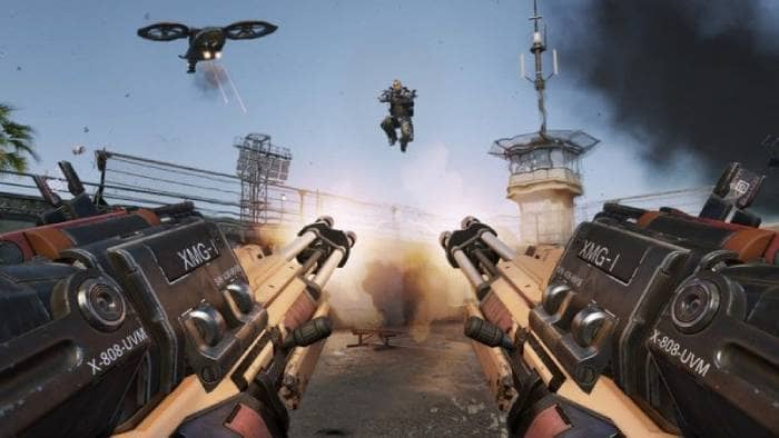 Call of Duty: Advanced Warfare - gameplay