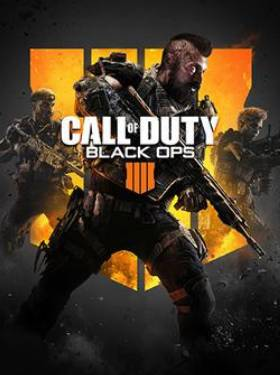 call of duty black ops 4 box cover