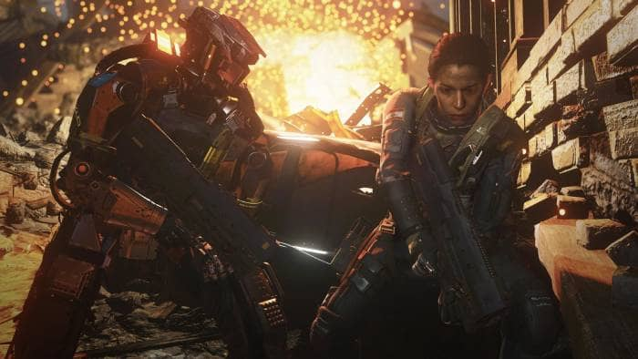 Call of Duty: Infinite Warfare - gameplay