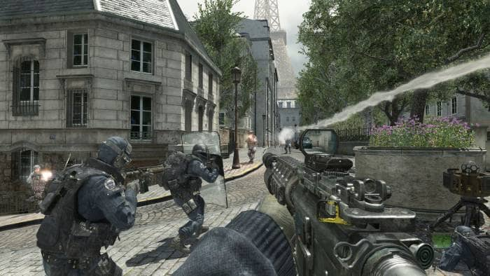 Call of Duty: Modern Warfare 3 gameplay