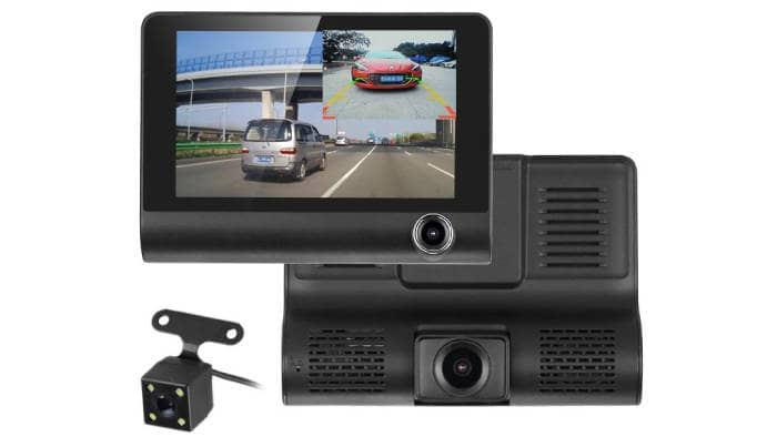 Car DVR Kit camera
