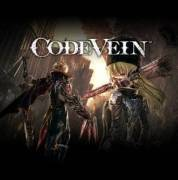 Code Vein - logo box