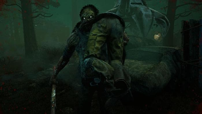Dead by Daylight - gameplay