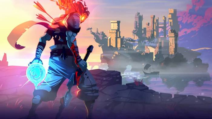 6. Dead Cells Protagonist