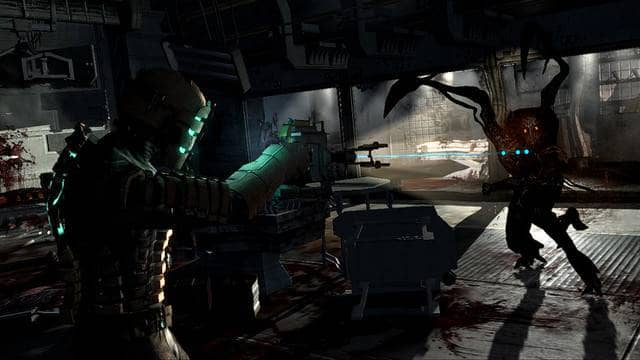 Dead Space - wallpaper
