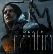 Death Stranding logo box