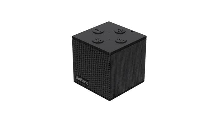 Defunc BT Speaker TRAVEL Black