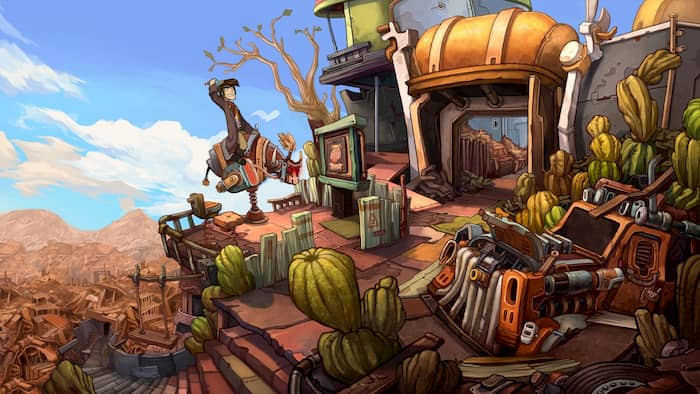 And click free game online point adventure Point and