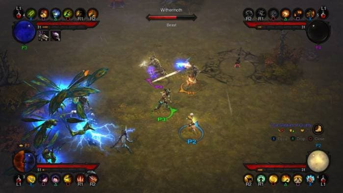 Diablo 3 - gameplay
