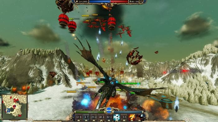 Divinity: Dragon Commander - character
