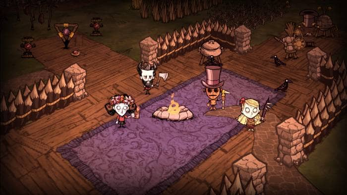 Don't Starve Together Steam