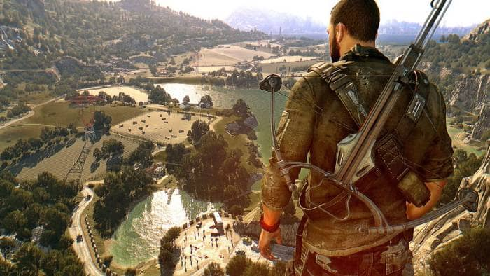 Dying Light - the protagonist