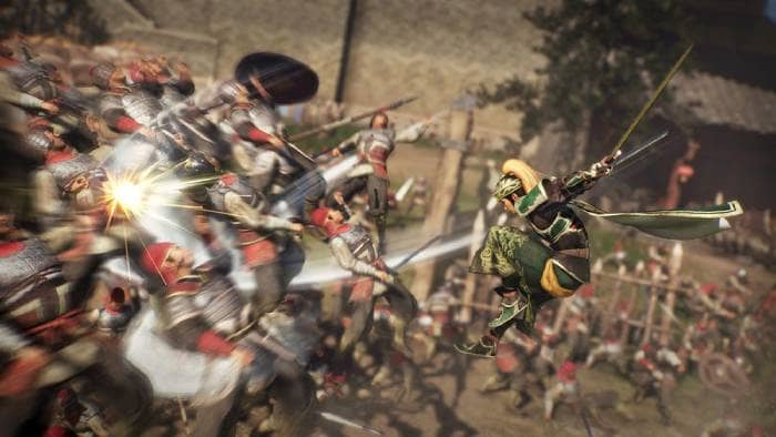 Dynasty Warriors 9 - against all