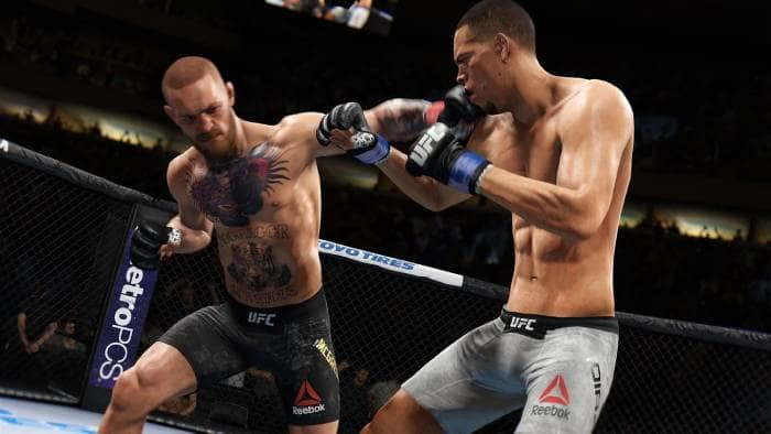 EA SPORTS UFC 3 XBOX LIVE - gameplay