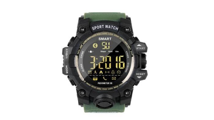 EX16S Waterproof Smart Sport Watch