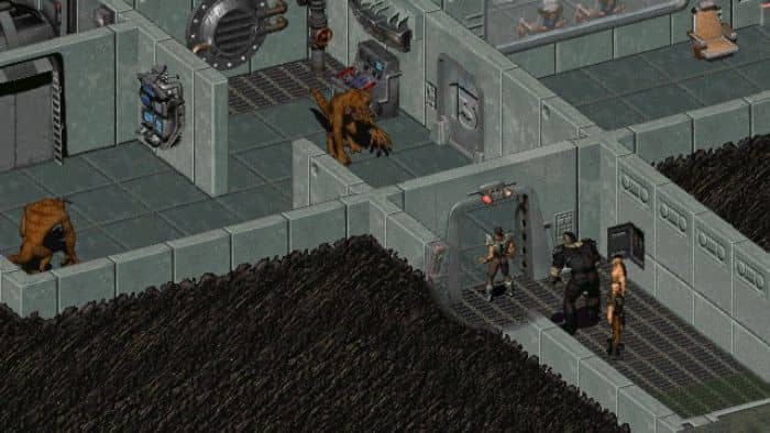 Fallout 2 - monsters