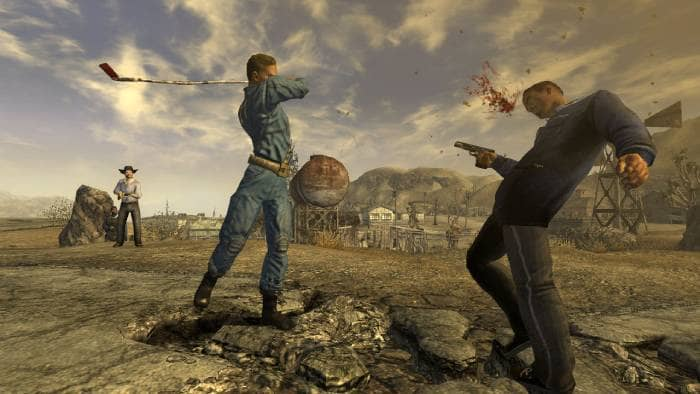 Fallout: New Vegas - gameplay