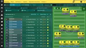 Football Manager 2017 gameplay