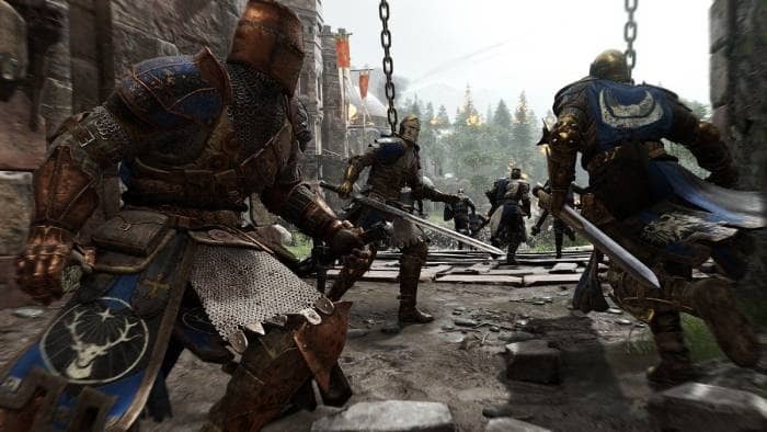For Honor - warriors