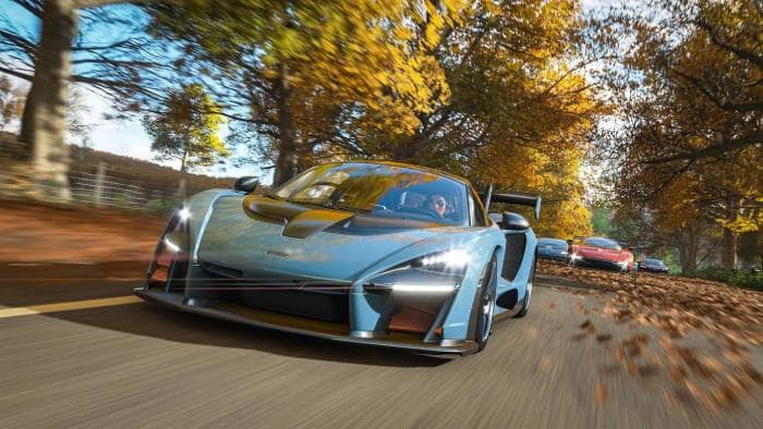 Forza Horizon 4 - car