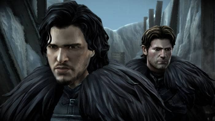 Game of Thrones - A Telltale Games Series - protagonists