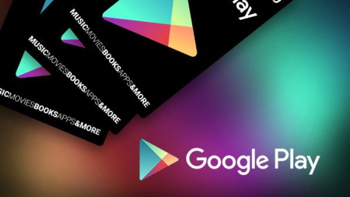 Google Play Gift Cards - main