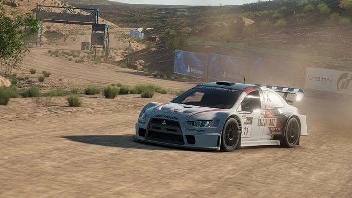PS4 GRAN TURISMO SPORT - gameplay