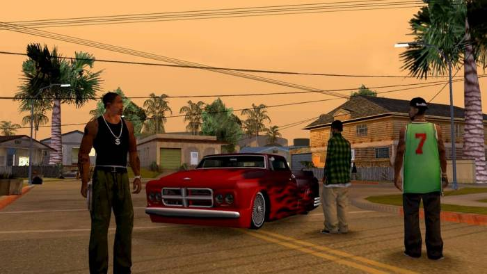 Dating in grand theft auto san andreas