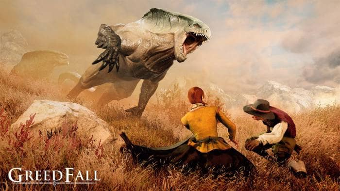 GreedFall - the monster