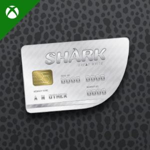 GTA Online: Great White Shark Cash Card 1 250 000 Xbox
