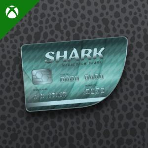 GTA Shark Cash Card XBOX LIVE 8 000 000 USD