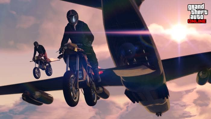 Grand Theft Auto Online - screen