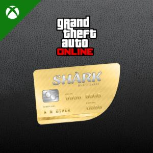 GTA Online: The Whale Shark Cash Card 3 500 000 XBOX