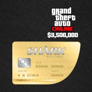 GTA Online: The Whale Shark Cash Card