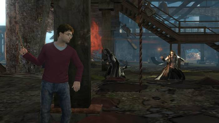 Harry Potter game screenshot