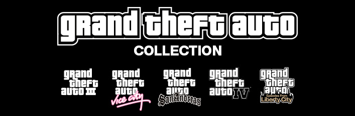 Grand Theft Auto Franchise Collection