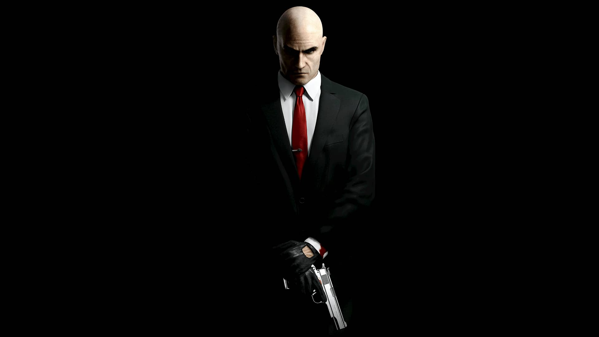 Hitman Games with Agent 47 in order