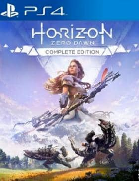 Horizon Zero Dawn (PSN)