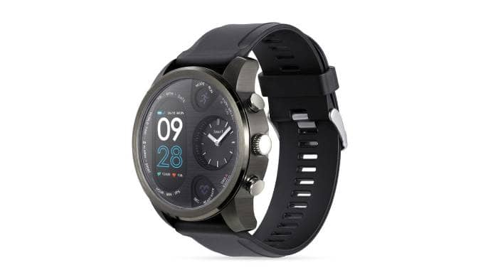 Waterproof Smartwatch with Fitness Activity Tracker IP68