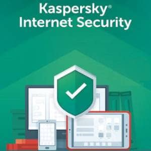 Kaspersky Internet Security 2020 1 Device 1 Year