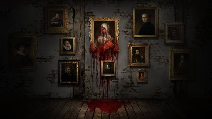 Layers of Fear game screenshot