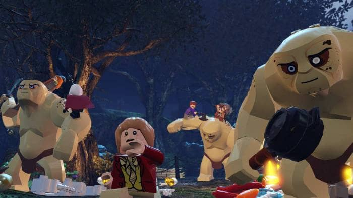 LEGO The Hobbit - heroes