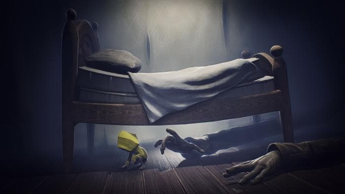 Little Nightmares - gameplay