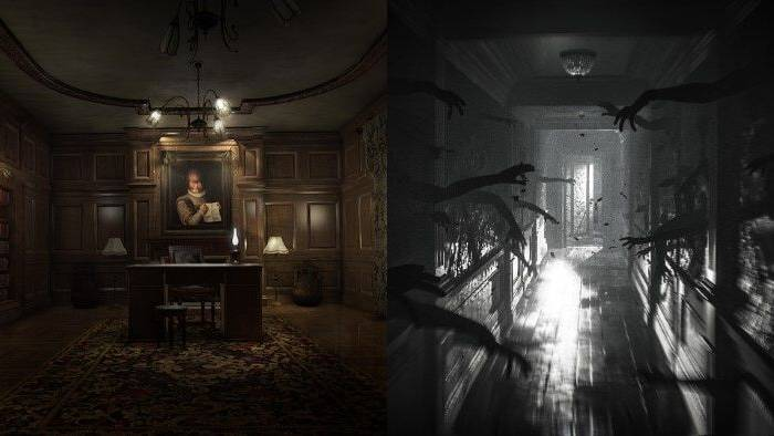 Layers of Fear 1, 2
