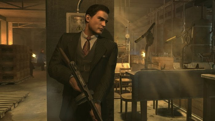 Mafia II - the main character