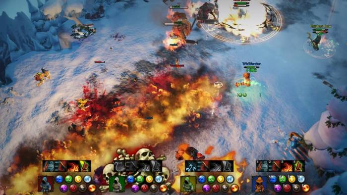 Magicka 2 game screenshot