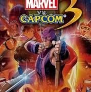 ultimate marvel vs capcom 3 game box cover art