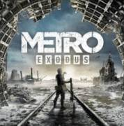 Metro Exodus game box