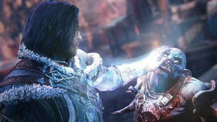 Middle-earth: Shadow of Mordor - gameplay