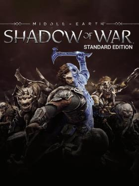 middle earth shadow of war standard box cover